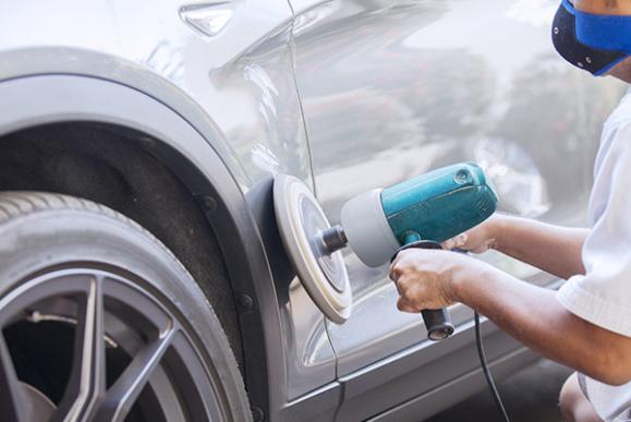 Réparation carrosserie voiture